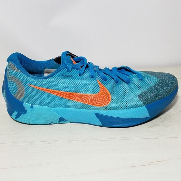 check out b8478 6e9bf Mens Nike KD Trey 5 ii Basketball Shoes Clearwater.  M 5bb648292e1478cd21d8f59b